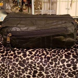 Men's Vintage Overnight Travel Case